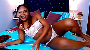 Sexy Ebony Is Waiting Fory  Livecam
