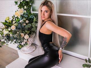 Sexy profile pic of AriaBecker