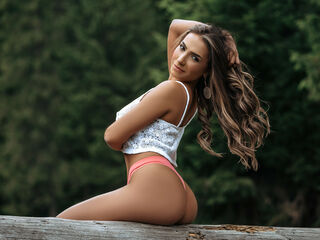 Webcam model IvyDivine from Web Night Cam