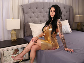 Webcam model EvelynJordan from Web Night Cam