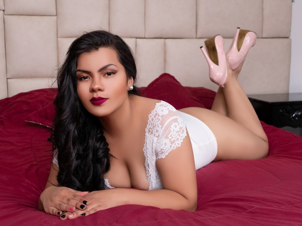 Webcam model DeissyFerrer from Web Night Cam (LiveJasmin)