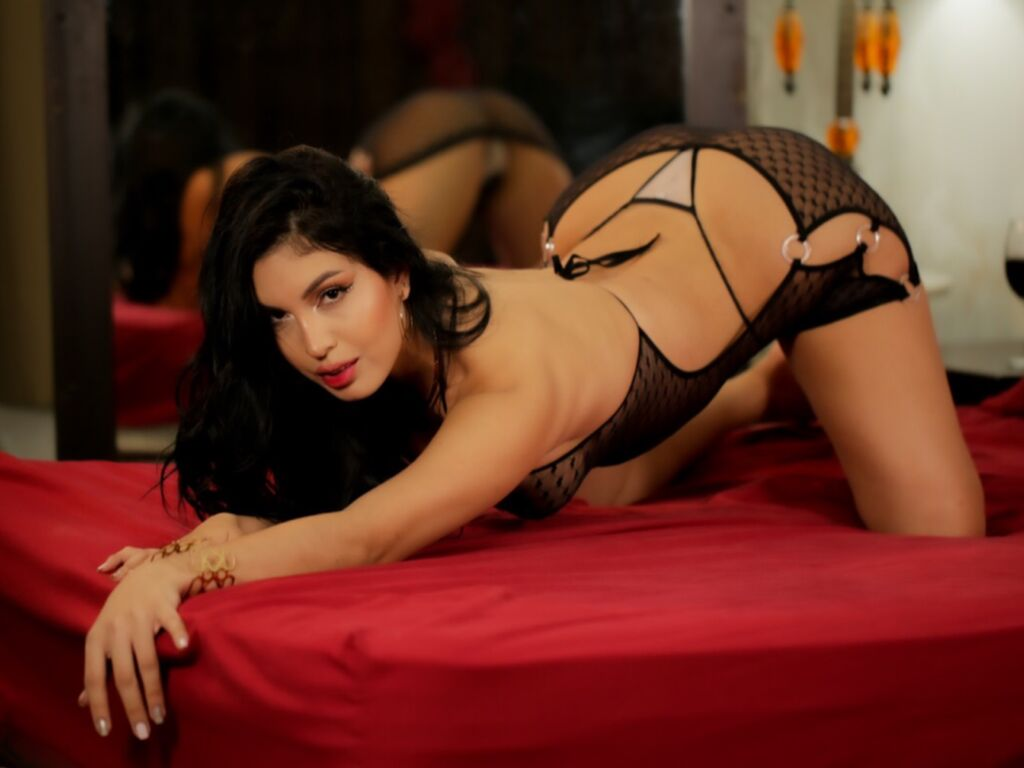 Webcam model ValerySwift from Web Night Cam (LiveJasmin)