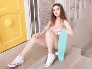 Webcam model ArianaSutton from Web Night Cam