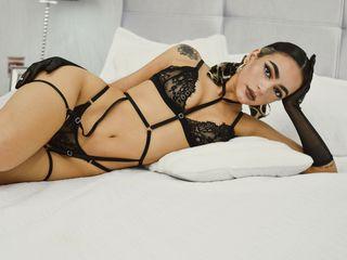 Sexy profile pic of AmelieCorx