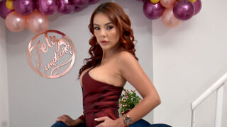 AgataFerreira webcam show