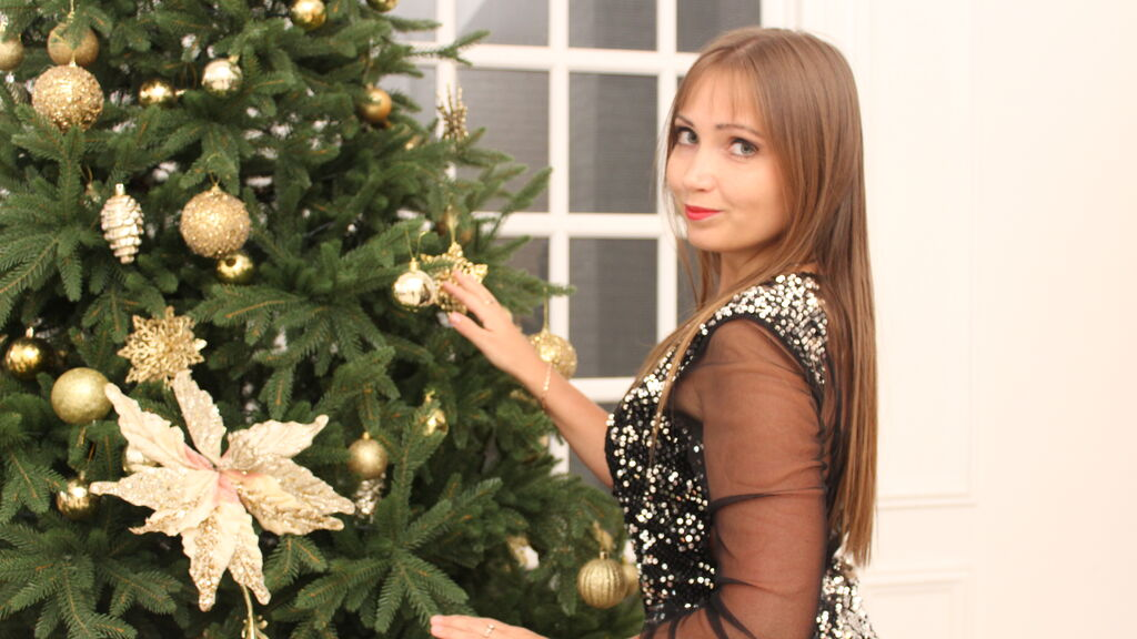 SharlottaBrown at LiveJasmin