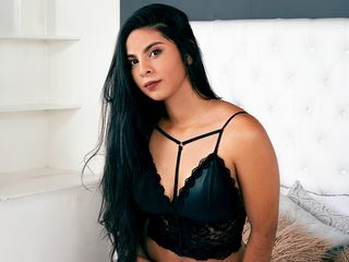 Webcam model ValeriaHarrison from Web Night Cam