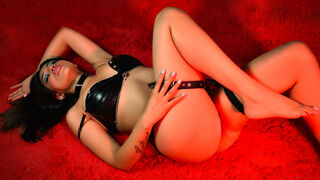 AmandaJansen webcam show