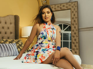 Webcam model IvonneGonzalez from Web Night Cam