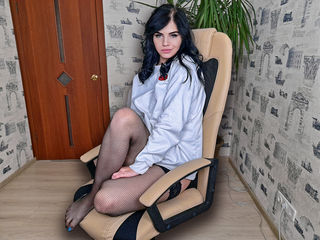 Webcam model SabinaDiesel from Web Night Cam