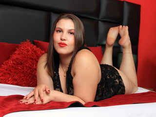 Webcam model AliciiaEvans from Web Night Cam