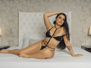Webcam model AntonellaTurner from Web Night Cam
