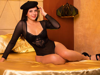 Webcam model CelesteCampbell from Web Night Cam