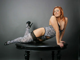 Webcam model GingerWright from Web Night Cam