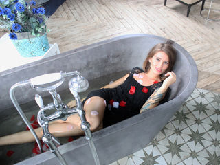 LeilaAdell: Live Cam Show