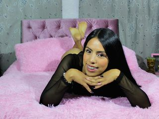 Webcam model EvelynDante from Web Night Cam