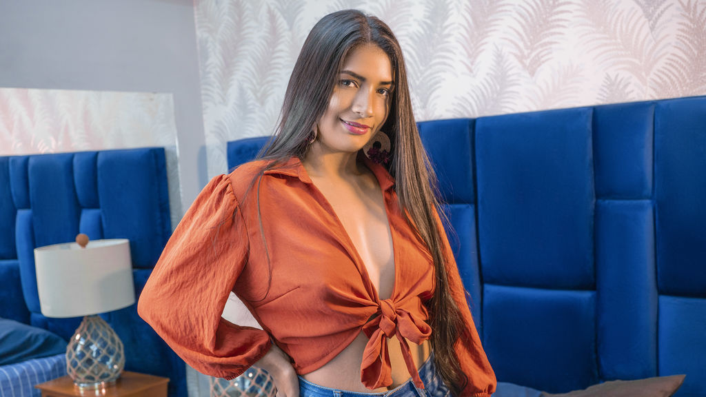 Watch the sexy LehiaSantorini from LiveJasmin at GirlsOfJasmin