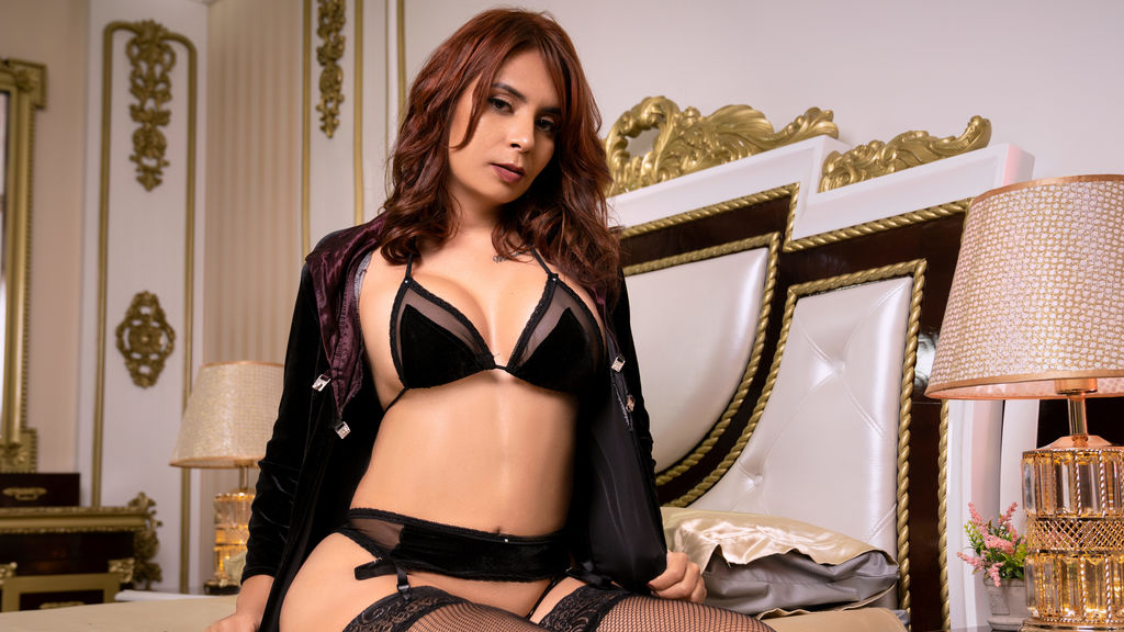 AlexiaDavis at LiveJasmin
