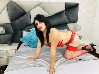 Webcam model CarineOliveros from Web Night Cam