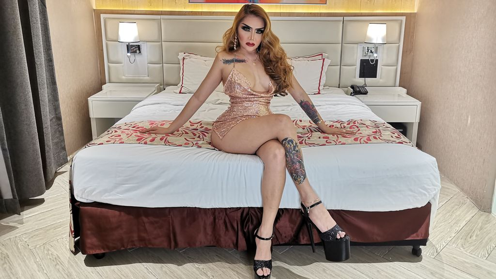 AreeyaBezos LiveJasmin Webcam Model