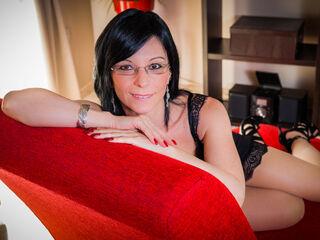 Sexy profile pic of angelliqui
