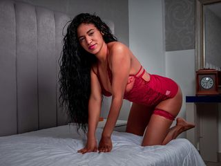 Webcam model JennSaywell from Web Night Cam