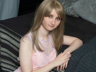 18 petite white female blonde hair blue eyes MonicaPitt